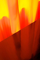 Colorful abstract light pattern