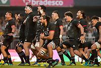 SÃO PAULO, SP, 10.11.2018 - BRASIL RUGBY-ALL BLACKS MAORI - Time do All Blacks Maori durante partida contra o Brasil Rugby em jogo amistoso no estádio do Morumbi em São Paulo, neste sábado, 10 (Foto: Anderson Lira/Brazil Photo Press)
