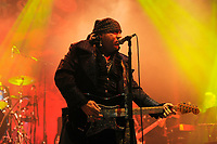 LONDON, ENGLAND - NOVEMBER 4: Little Steven (Steven Van Zandt) of 'Little Steven and the Disciples of Soul' performing at Camden Roundhouse on November 4, 2017 in London, England.<br /> CAP/MAR<br /> &copy;MAR/Capital Pictures