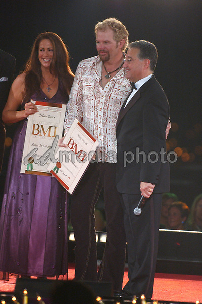 18 October 2005 - Nashville, Tennessee - Toby Keith. 2005 BMI Awards held at BMI Nashville Headquarters. Photo Credit: Laura Farr/AdMedia