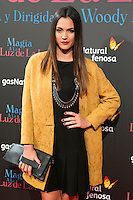 "Michelle Calvo attend the Premiere of the movie ""Magic in the Moonlight"" at callao Cinema in Madrid, Spain. December 2, 2014. (ALTERPHOTOS/Carlos Dafonte) /NortePhoto.com"