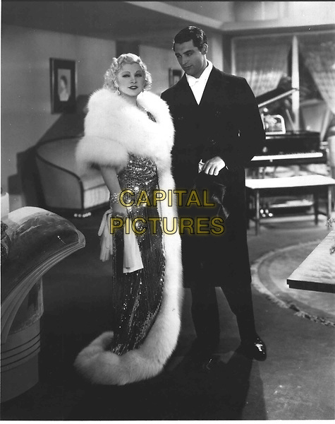 MAE WEST.CARY GRANT.in I'm No Angel.Editorial Use Only.Ref: FB.sales@capitalpictures.com.www.capitalpictures.com.Supplied by Capital Pictures.