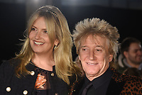 Penny Lancaster, Rod Stewart<br /> The Pride Of Britain Awards at Grosvenor House Hotel, on October 30, 2017 in London, England. <br /> CAP/PL<br /> &copy;Phil Loftus/Capital Pictures /MediaPunch ***NORTH AND SOUTH AMERICAS ONLY***