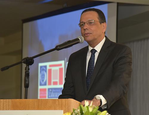 El ministro de Educación, Antonio Peña Mirabal