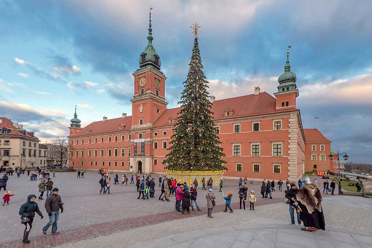 Zamek Kr&oacute;lewski w Warszawie, Polska<br /> Royal Castle in Warsaw, Poland
