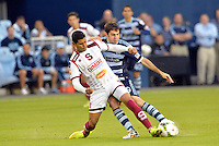 CCL  Sporting Kansas City vs Deportivo Saprissa, Sept. 18, 2014