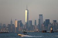 NOVA YORK, EUA, 29.05.2018 - TURISMO-EUA - Vista da ilha de Manhattan em Nova York nos Estados Unidos nesta terça-feira, 29. (Foto: William Volcov/Brazil Photo Press)