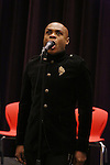 Nathan Lee Graham attends 'The View Upstairs' sneak preview and panel discussion at The LGBT Community Center on February 1, 2017 in New York City.