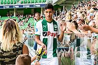 GRONINGEN - Voetbal, Opendag FC Groningen, seizoen 2018-2019, 05-08-2018, FC Groningen speler Uriel Antuna