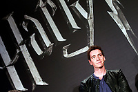 Opening of Harry Potter: The Exhibition in Madrid