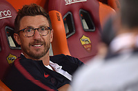 Eusebio Di Francesco Roma <br /> Roma 01-09-2017 Stadio Olimpico Football Friendly match AS Roma - Chapecoense Foto Andrea Staccioli / Insidefoto