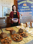 Leonie Workman from Dunany Organic Flour pictured at the 'Taste of Togher Festival' ai the Glyde Inn Annagassan. Photo:Colin Bell/pressphotos.ie