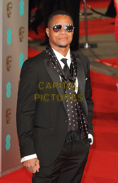 LONDON, ENGLAND - FEBRUARY 08: Cuba Gooding Jr attends the EE British Academy Film Awards at The Royal Opera House on February 8, 2015 in London, England<br /> CAP/ROS<br /> &copy;Steve Ross/Capital Pictures