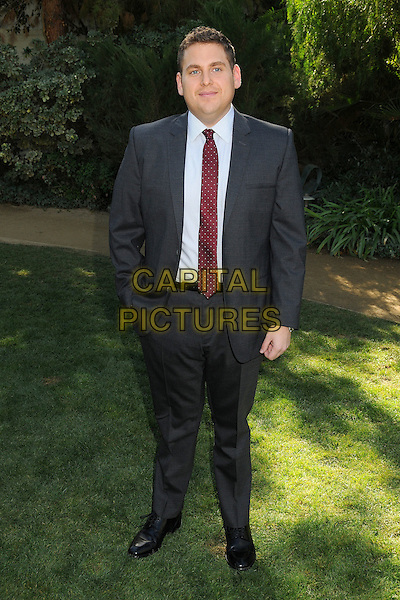 5 January 2014 - Palm Springs, California - Jonah Hill. Variety Creative Impact Awards &amp; 10 Directors to Watch Brunch held at The Parker Palm Springs. <br /> CAP/ADM/BP<br /> &copy;Byron Purvis/AdMedia/Capital Pictures