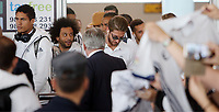 2017.05.17 Llegada Real Madrid CF , Vigo