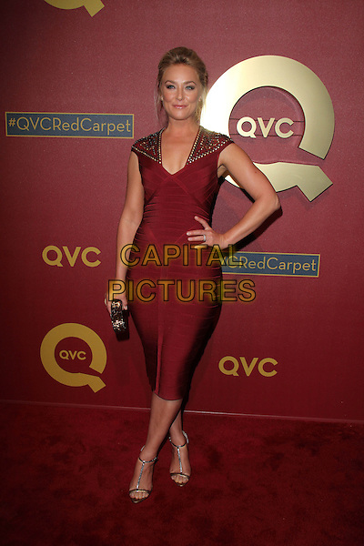 BEVERLY HILLS, CA - February 28: Elisabeth Rohm at QVC 5th Annual Red Carpet Style Event, Four Seasons, Beverly Hills,  February 28, 2014.  <br /> CAP/MPI/JO<br /> &copy;Janice Ogata/MediaPunch/Capital Pictures