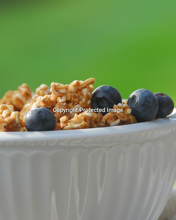 Royalty free stock photo of cereal