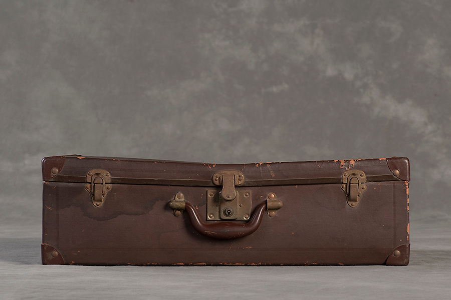 Willard Suitcases / W J C / ©2014 Jon Crispin