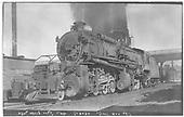 D&amp;RGW 2-8-8-2 #3412 at Salt Lake City.<br /> D&amp;RGW  Salt Lake City, UT  Taken by Perry, Otto C. - 9/6/1936