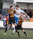 Jon Daly with Stephen Simmons
