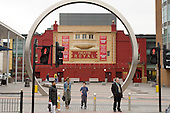 Theatre Royal, in the Stratford Culture Zone, Newham