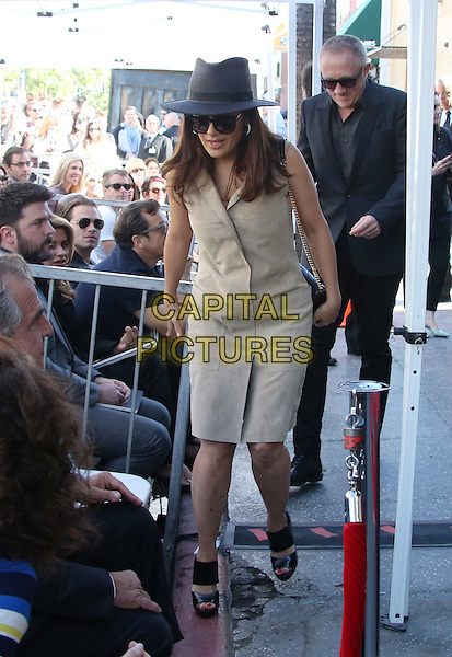 Hollywood, CA - November 05 Salma Hayek Attending Ridley Scott Honored With Star On The Hollywood Walk Of Fame At On The Hollywood Walk Of Fame On November 05, 2015. <br /> CAP/MPI/FS<br /> &copy;FS/MPI/Capital Pictures