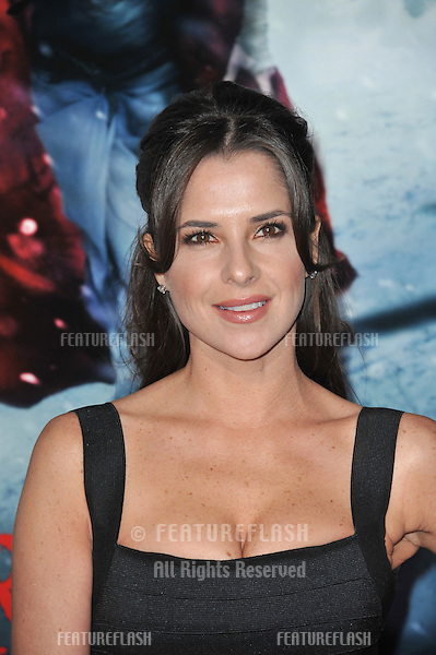 """Kelly Monaco at the Los Angeles premiere of """"Red Riding Hood"""" at Grauman's Chinese Theatre, Hollywood..March 7, 2011  Los Angeles, CA.Picture: Paul Smith / Featureflash"""