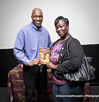 "Delonso Barnes' ""Daddy Everyday"" Book Talk"