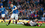 Fraser Aird and Andy Geggan