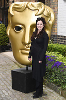 Helen Monk<br /> arrives for the BAFTA TV Craft Awards 2016 at the Brewery, Barbican, London<br /> <br /> <br /> &copy;Ash Knotek  D3109 24/04/2016
