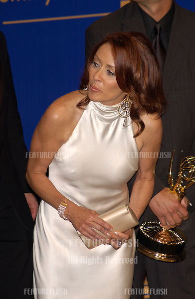 PATRICIA HEATON at the 55th Annual Emmy Awards in Los Angeles..Sept 21, 2003