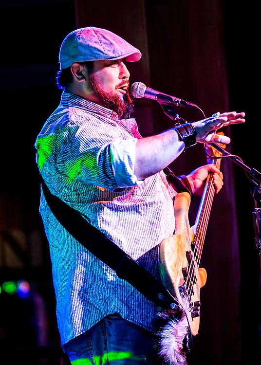 Tim Burge and the Reckoning live at Jerry Nelson's Hill Country in Beaumont, TX on October 09, 2015 opening for Mike Zito.