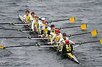 Crew: 42  Hampton Sch BC  Event: School 2nd Eights<br /> <br /> Schools' Head of the River 2017<br /> <br /> To purchase this photo, or to see pricing information for Prints and Downloads, click the blue 'Add to Cart' button at the top-right of the page.