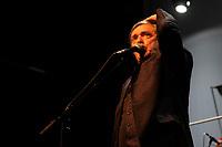 MAY 04 Einstürzende Neubauten performing at The Forum