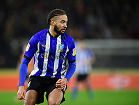 Sheffield Wednesday's Michael Hector<br /> <br /> Photographer Chris Vaughan/CameraSport<br /> <br /> The EFL Sky Bet Championship - Hull City v Sheffield Wednesday - Saturday 12th January 2019 - KCOM Stadium - Hull<br /> <br /> World Copyright © 2019 CameraSport. All rights reserved. 43 Linden Ave. Countesthorpe. Leicester. England. LE8 5PG - Tel: +44 (0) 116 277 4147 - admin@camerasport.com - www.camerasport.com