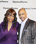 02-27-12 AMC & ATWT Tonya Pinkins stars in Hurt Village - Opening Night at Signature Theatre, NYC