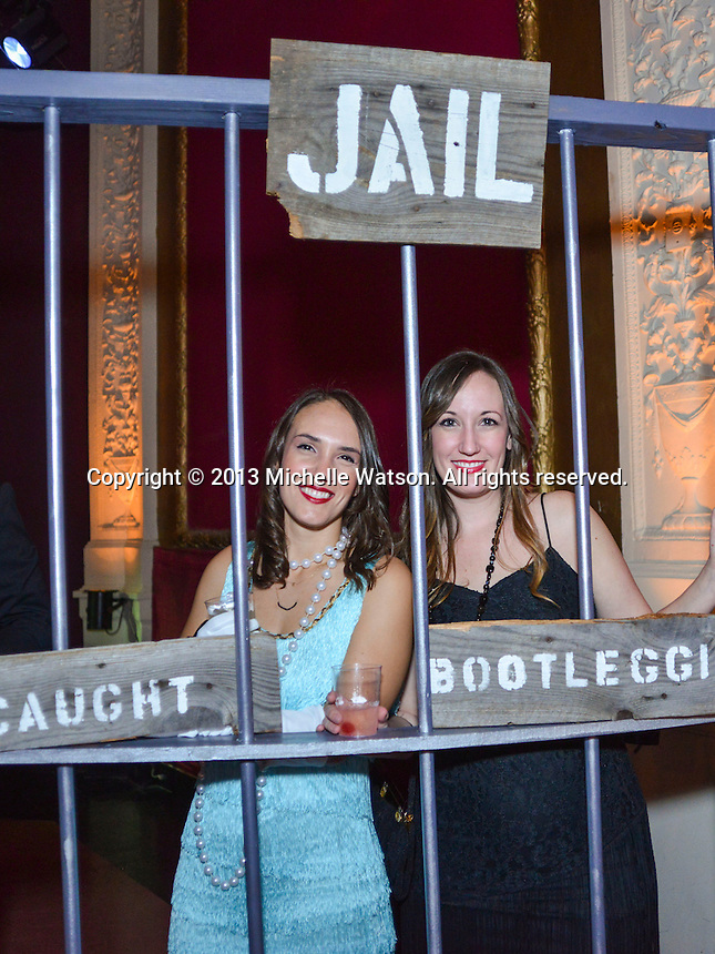 HYPA Gala 2013 - Bootleggers Ball at the Majestic Metro Theatre