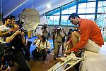 07.06.2011, Stanglwirt, Going, AUT, Wladimir Klitschko, Training, im Bild großer Andrang von Medienvertretern anlässlich der Trainigseinheit im Hotel Stanglwirt Wladimir Klitschko. EXPA Pictures © 2010, PhotoCredit: EXPA/ J. Groder