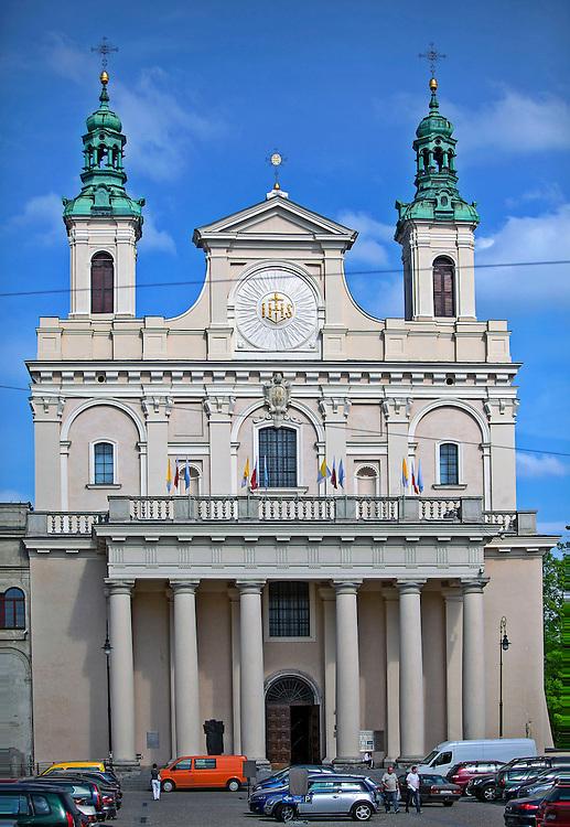 Archikatedra św. Jana Chrzciciela i św. Jana Ewangelisty – największy kościół w Lublinie