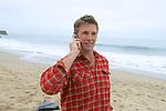 J. Nichols On Phone