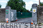 Ballymullen Barracks, the new site for Covid testing