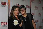 Frances McDormand & son Pedro - Opening Night of Broadway's Good People on March 3, 2011 at the Samuel J. Friedman Theatre, New York City, New York with the after party was at B.B. Kings, NYC. (Photo by Sue Coflin/Max Photos)