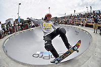Action from Bowl-A-Rama at Waitangi Park, Wellington,  New Zealand on Saturday 31 January 2015. <br /> Photo by Masanori Udagawa.   <br />  www.photowellington.photoshelter.com.