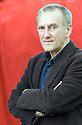 James Kelman,Scvottish Novelist and former Booker Prize Winner  CREDIT Geraint Lewis
