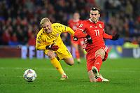 2018 11 16 Wales V Denmark, Cardiff City Stadium, Cardif, Wales, UK.
