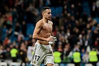 Real Madrid's Lucas Vazquez during La Liga match between Real Madrid and Valencia CF at Santiago Bernabeu Stadium in Madrid, Spain. December 01, 2018. (ALTERPHOTOS/A. Perez Meca) /NortePhoto NORTEPHOTOMEXICO