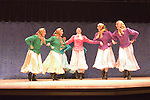 Alaska, Sitka..New Archangel Dancers doing Russian dances in Sitka Historical Society Museum in Harrigan Centennial Hall..Photo copyright Lee Foster, 510/549-2202, lee@fostertravel.com, www.fostertravel.com..
