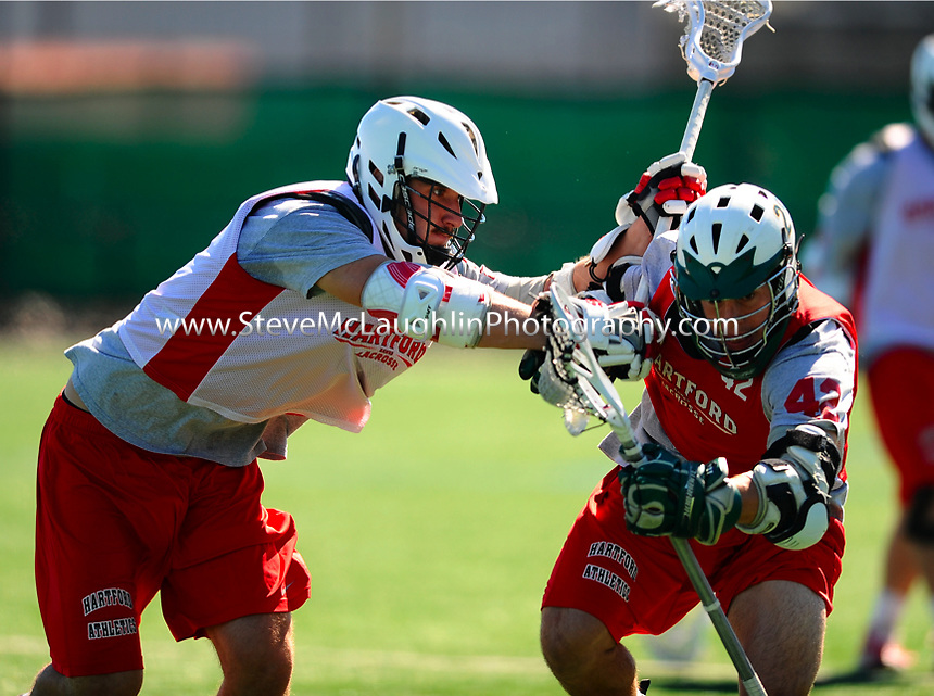 Uhart lax red-white game. 10/2/2010