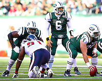 The New York Jets vs. The Texans  11 21 10