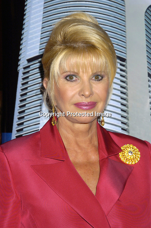 Ivana Trump ..at a party at Club Fizz  for Ivana Trumps new Condominium in Las Vegas called Ivana Las Vegas on August 17, 2005...Photo by Robin Platzer, Twin Images